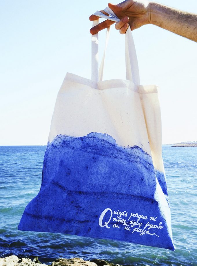 Tote Bag Agua