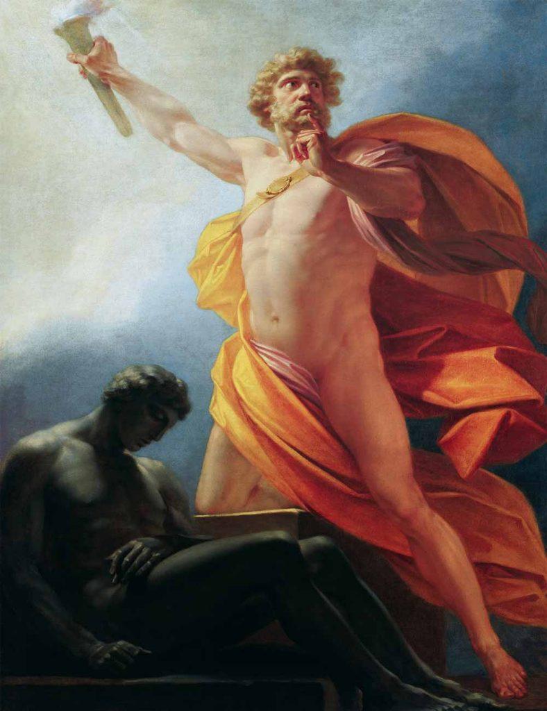 Representación de Prometeo