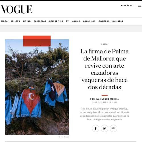 Cazadoras Vaqueras vintage en Vogue