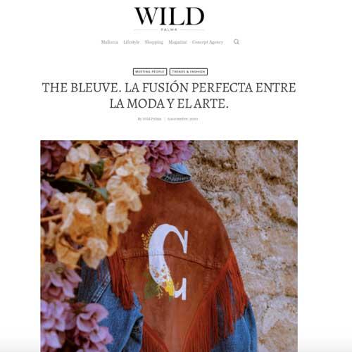 Cazadoras Mantón de Manila en Prensa Wild Palma
