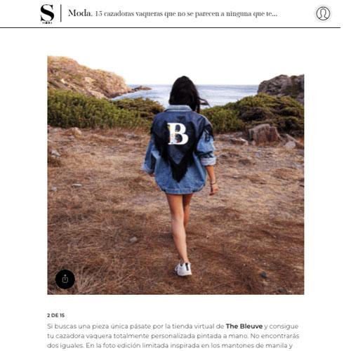 Artículo The Bleuve en S Moda