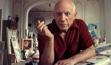 Picasso, genio breve del collage