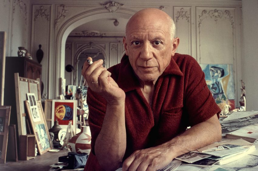 Picasso y el collage